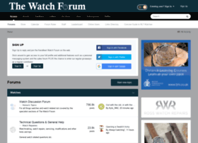 thewatchforum.co.uk