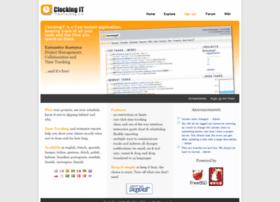 thewebshop.clockingit.com
