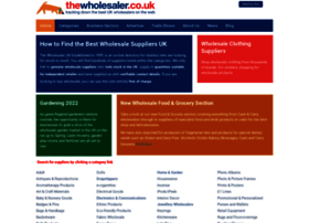 thewholesaler.co.uk