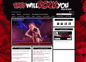theywillrockyou.com