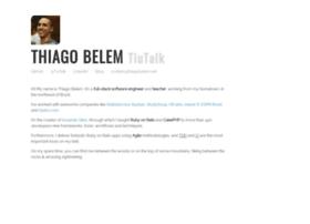 thiagobelem.net