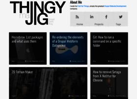 thingy-ma-jig.co.uk