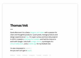 thomasveit.com