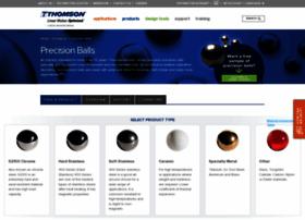 thomsonprecisionball.com