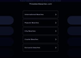 threebestbeaches.com