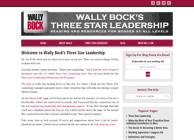 threestarleadership.com