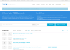 tibcommunity.com