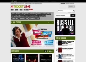 ticketline.pt