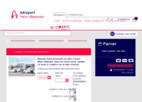 tickets.aeroportbeauvais.com