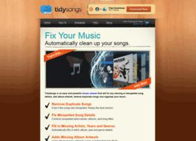 tidysongs.com