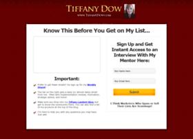 Tiffanydow.com