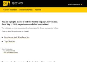 tiger.towson.edu