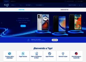 Tigo.com.gt