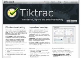 tiktrac.com