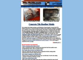 tile-molds.com