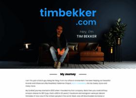 timbekker.com