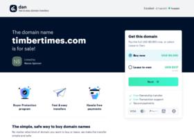 timbertimes.com