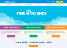 time4learning.org