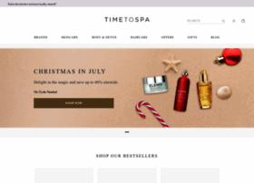 timetospa.com