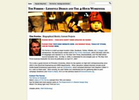 Timferriss.com