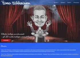 timotiikkainen.fi