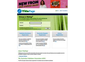 titlepage.com