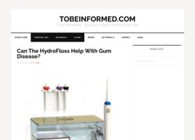 tobeinformed.com