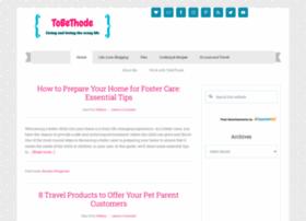 tobethode.com