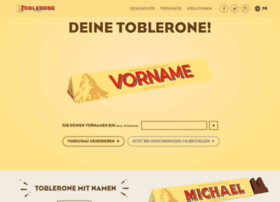 toblerone.ch
