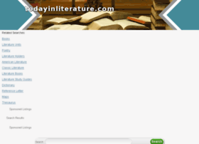 todayinliterature.com