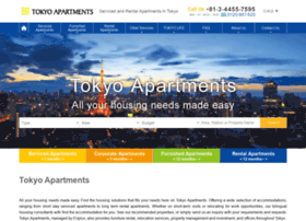 tokyoapartments.jp