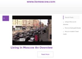 tomoscow.com