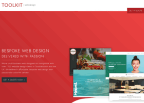 toolkitwebsites.co.uk