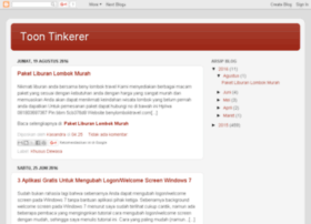 Toontinkerer.blogspot.com