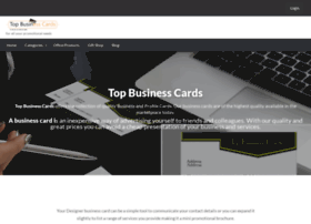 top-business-cards.com