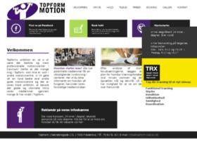 topform-motion.dk