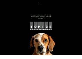 topics-ent.com