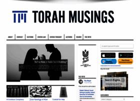 torahmusings.com