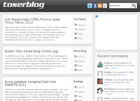 toserblog.info