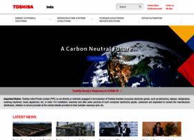 toshiba-india.com