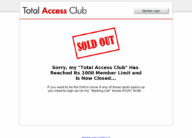 totalaccessclub.com