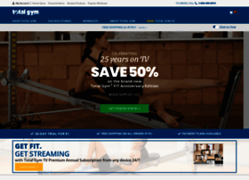 totalgymdirect.com