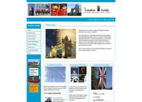 tourstolondon.co.uk