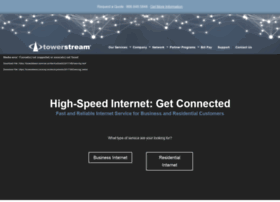 towerstream.com