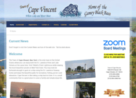 townofcapevincent.com