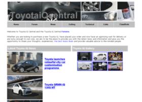 toyotaiqcentral.com