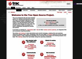 Trac.edgewall.org