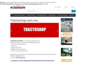 tractoshop.com.mx