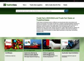 tradefairdates.com