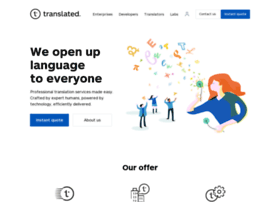 traduction.translated.net